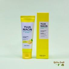 Отбеливающий гель-крем с экстрактом юдзу 100 мл Some By Mi Yuja Niacin Brightening Moisture Gel Cream