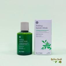 Успокаивающая сплэш-маска для проблемной кожи 150 мл Blithe Patting Splash Mask Soothing & Healing Green Tea