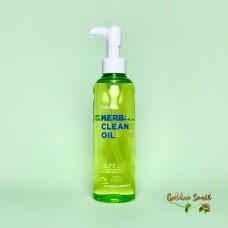 Гидрофильное масло на основе комплекса трав 200 мл Manyo Factory Herb green Cleansing Oil