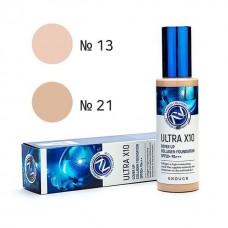 Увлажняющий тональный крем с коллагеном Enough Ultra X10 Cover Up Collagen Foundation SPF50+ PA+++