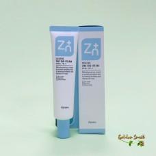 Солнцезащитный крем с цинком 40 гр Apieu Cicative Zinc Sun Cream SPF50+ РА+++