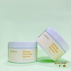 Очищающий щербет с апельсиновым маслом 100 мл Aromatica Orange Cleansing Sherbet