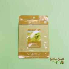 Тканевая маска с экстрактом лимона MJCare Lemon Essence Mask