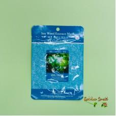 Тканевая маска с экстрактом морских водорослей MJCare Sea Weed Essence Mask