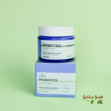 Восстанавливающий крем с пробиотиками Scinic Probiotics Barrier