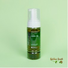 Успокаивающая пенка для умывания с зелёным чаем Neogen Dermalogy Real Fresh Foam Cleanser Green Tea