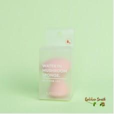 Спонж для нанесення макияжа в форме грибочка Missha Water In Mushroom Sponge