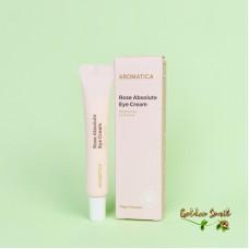 Антивозрастной крем для век с экстрактом розы Aromatica Rose Absolute Eye Cream