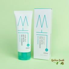 Гипоаллергенная очищающая пенка с лактобактериями 100 мл Ottie Soak Out pH Lacto Gel Cleanser