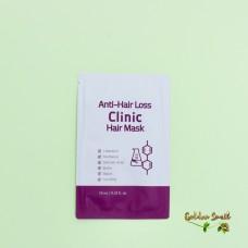 Бессульфатная питательная маска против выпадения волос Trimay Anti-Hair Loss Clinic Hair Mask ph 5.5