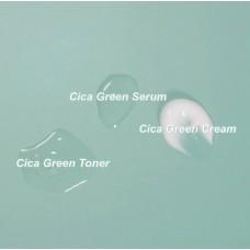 Балансирующий крем для лица с экстрактом центеллы 50 мл Xycos Cica Green Cream