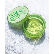 Многофункциональный увлажняющий гель для лица и тела 300 мл Nature Republic Soothing & Moisture Aloe Vera 92% Soothing Gel