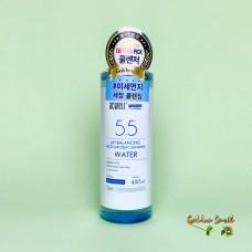 Мицелярная вода для чувствительной кожи 400 мл Acwell pH Balancing Micellar Deep Cleansing Water