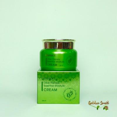 Интенсивно увлажняющий крем с маслом оливы 100 мл Deoproce Olive Therapy Essential Moisture Cream