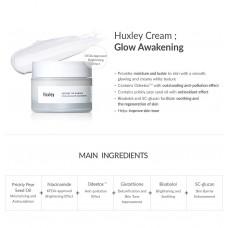 Осветляющий крем с экстрактом опунции 50 мл Huxley Secret of Sahara Cream: Glow Awakening