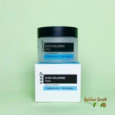 Увлажняющий крем с гиалуроновой кислотой 50 мл Coxir Ultra Hyaluronic Cream