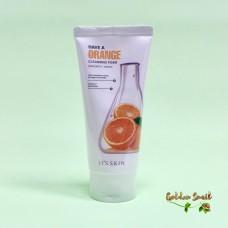 Смягчающая пенка для умывания с экстрактом апельсина 150 мл It's Skin Have a Orange Cleansing Foam