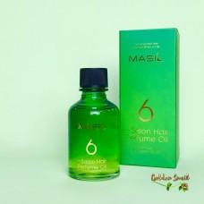 Парфюмированное масло для волос 50 мл Masil 6 Salon Hair Perfume Oil