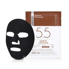 Очищающая тканевая маска Acwell Super-Fit Clear Mask