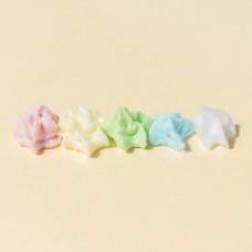 Крем для тела с ароматом зеленого винограда 150 гр Angellooka Soft Whipped Cream Body Recipe Green Grape Scent
