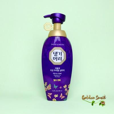 Шампунь для жирной кожи головы 400 мл Daeng Gi Meo Ri Yeo Ul Chae Shampoo For Oily Scalp
