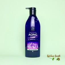 Антивозрастной шампунь для укрепления корней волос 680 мл Mise-en-Scene Aging Care Shampoo