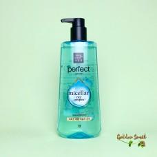 Мицеллярный шампунь с экстрактом центеллы 680 мл Mise-en-Scene Perfect Serum Micellar Cica Cоmplex Shampoo