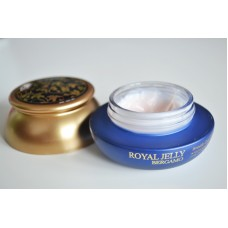 Омолаживающий питательный крем с маточным молочком 50 мл Bergamo Royal Jelly Wrinkle care cream