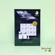 Ультратонкая плацентарная тканевая маска с коллагеном JMsolution Placen Collagen Mask Pure