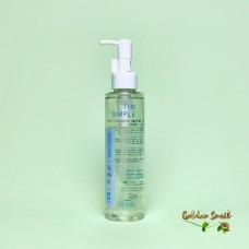 Гидрофильное масло для чувствительной кожи Scinic The Simple Light Cleansing Oil 150 мл