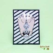 Пилинг-маска для ног Village 11 Factory Relax-Day Foot Peeling Mask