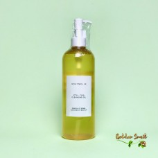 Гидрофильное масло с витаминным комплексом Graymelin Vita-Yuja Cleansing Oil 400 мл